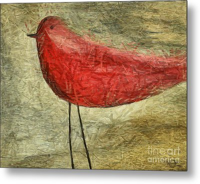 The Bird - Ft06 Metal Print by Variance Collections