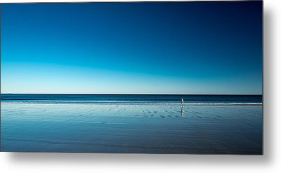 The Blues Metal Print by Harmeet Marwaha