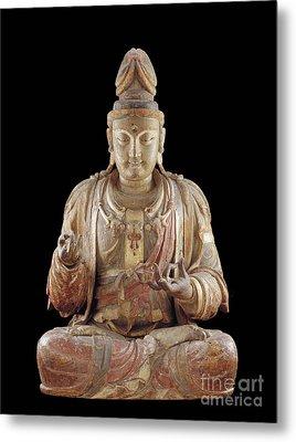 The Bodhisattva Guanyin Metal Print
