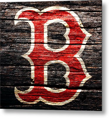 The Boston Red Sox 2a Metal Print
