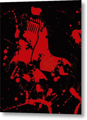 The Boston Red Sox Metal Print