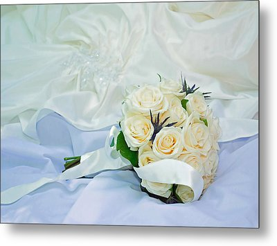 Metal Print featuring the photograph The Bouquet by Keith Armstrong