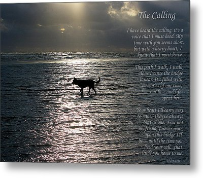 The Calling  Version Two Metal Print
