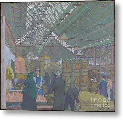 The Camden Town Group In Context Metal Print