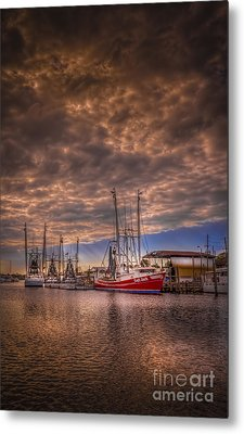 The Captain Jack Metal Print by Marvin Spates