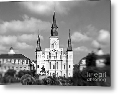 The Cathedral Metal Print by Scott Pellegrin