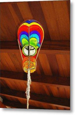 The Ceiling Lamp - Pa Metal Print