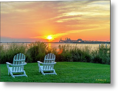 The Chesapeake Metal Print by Brian Wallace