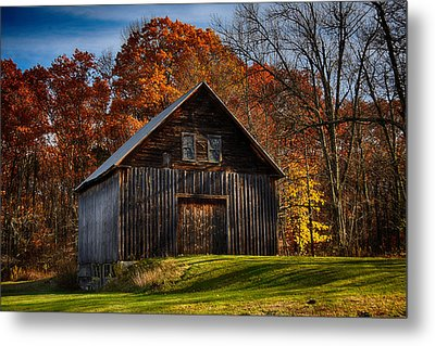 The Chester Farm Metal Print by Tricia Marchlik