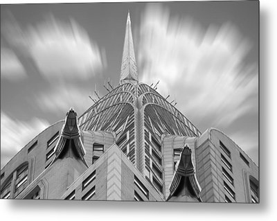 The Chrysler Building 2 Metal Print by Mike McGlothlen