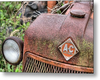 The Classic Allis Metal Print by JC Findley