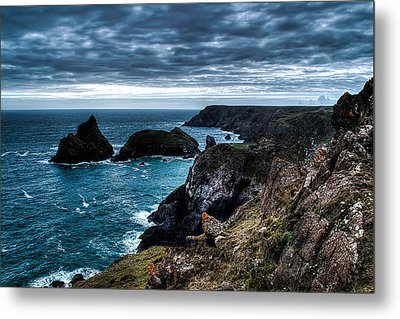 The Coast Metal Print