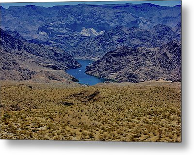 The Colorado River  Metal Print