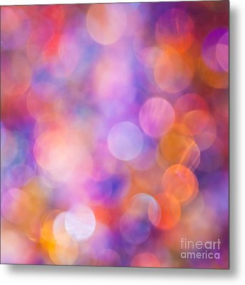 Metal Print featuring the photograph The Colour Of Happiness by Jan Bickerton