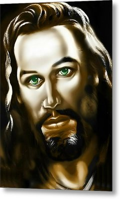 The Compassionate One 2 Metal Print