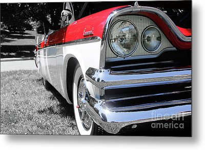 The Coronet  Metal Print by Steven Digman