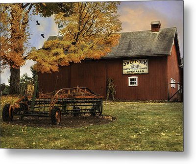 The Country Tack Shop Metal Print