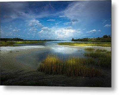 The Cove Metal Print
