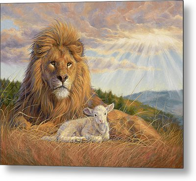 The Dawning Of A New Day Metal Print
