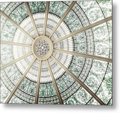 The Dome  Metal Print by Lisa Russo