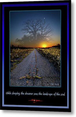 The Dreamer Metal Print by Phil Koch