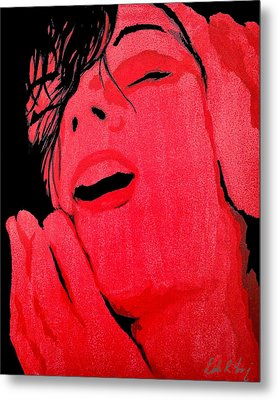 The Ecstasy Metal Print