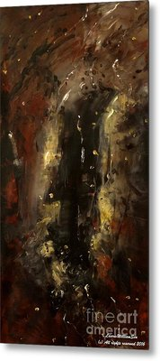 The Elements Earth #1 Metal Print