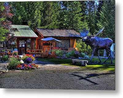 The Entree Gallery II Metal Print by David Patterson