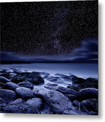 Metal Print featuring the photograph The Essence Of Everything by Jorge Maia