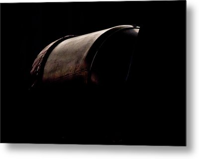 Metal Print featuring the photograph The Exhaust by Paul Job