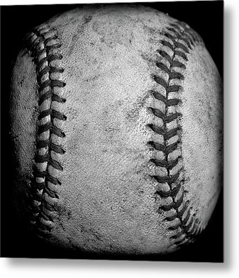 The Fastball Metal Print by David Patterson