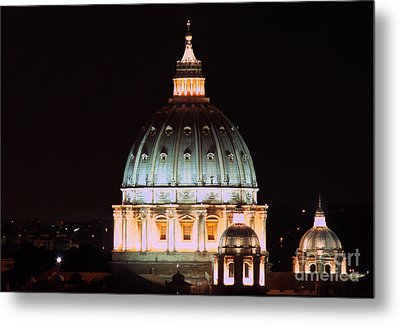 The Father Of All Domes I Metal Print by Fabrizio Ruggeri