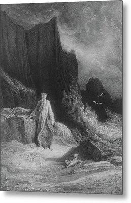 The Finding Of King Arthur Metal Print