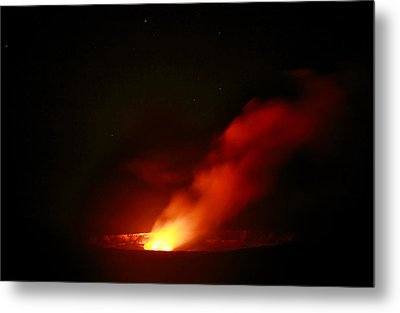 The Fire Inside Metal Print by Laurie Search