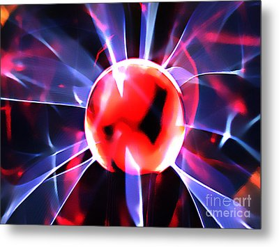 The Fire Within Metal Print by Clayton Bruster