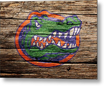 The Florida Gators Metal Print