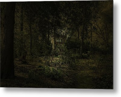 Metal Print featuring the photograph The Folly by Ryan Photography