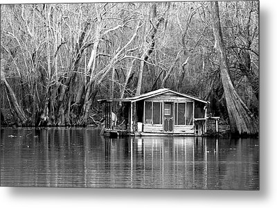 The Forgotten Metal Print by Debra Forand