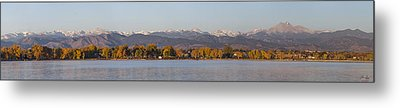 The Front Range Metal Print