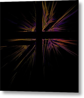 The Gift Metal Print by Jackie Flaten
