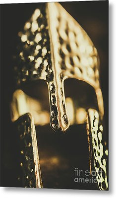 The Gladiators Tale Metal Print by Jorgo Photography - Wall Art Gallery