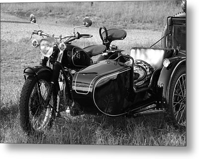 The Good Old Days Metal Print by Taschja Hattingh