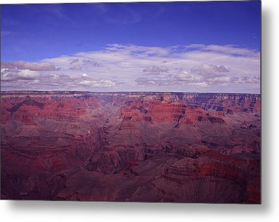 The Grand Canyon Metal Print by Christopher Kirby