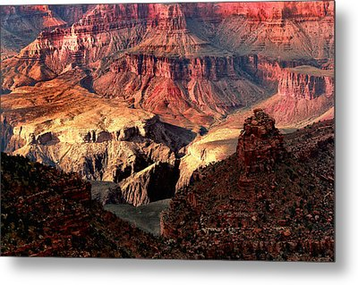The Grand Canyon I Metal Print by Tom Prendergast