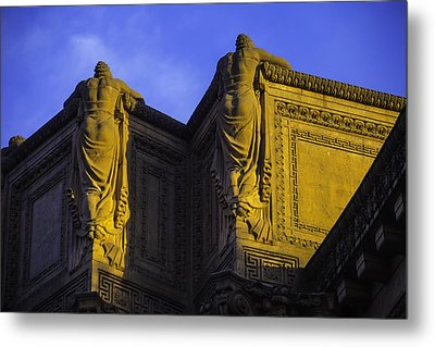The Great Palace Of Fine Arts Metal Print by Garry Gay