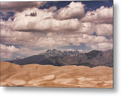 The Great Sand Dunes 88 Metal Print by James BO  Insogna