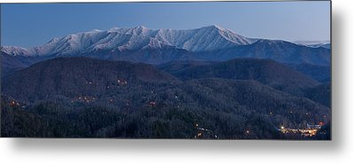 The Great Smoky Mountains Metal Print by Everet Regal
