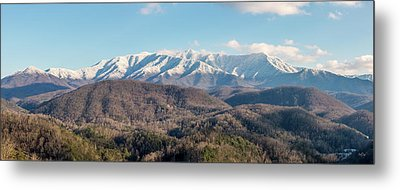 The Great Smoky Mountains II Metal Print by Everet Regal
