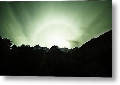 The Green Dream Metal Print