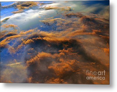 The Heavens Declare #2 Metal Print by Lydia Holly